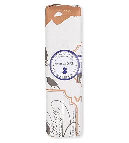 LA MOLINA Gianduja tòcchi dark chocolate 250g