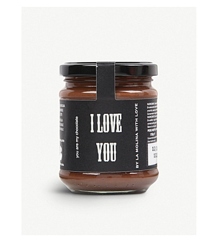 LA MOLINA Gianduja chocolate spread 220g