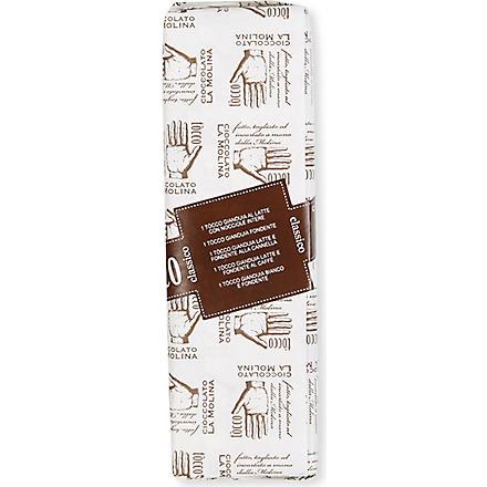 LA MOLINA Gianduja Cantucci tòcchi dark chocolate 250g 250g
