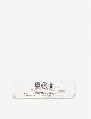 LA MOLINA Nocciolato Gianduja hazelnut dark chocolate 250g