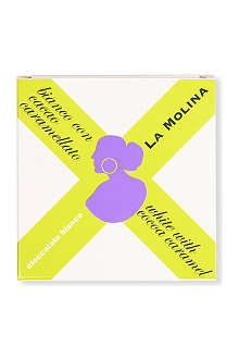 LA MOLINA White chocolate with cocoa caramel 40g