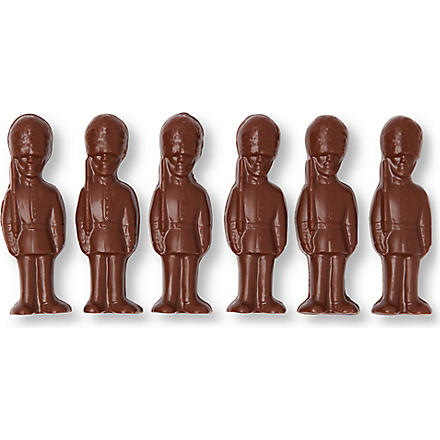Milk chocolate soldiers 100g