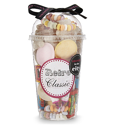 SWEETS IN THE CITY Retro classic super shaker 350g