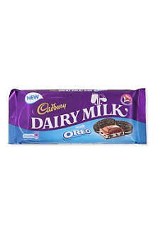 CADBURY Dairy Milk chocolate with Oreo 120g