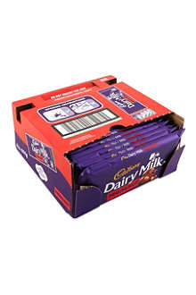 CADBURY Case of Cadbury Fruit & Nut 200g