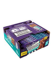 CADBURY Cookie Nut Crunch chocolate bar case 12 x 200g