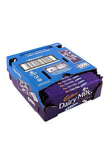 CADBURY Case of Cadbury Dairy Milk Oreo 18 x 120g