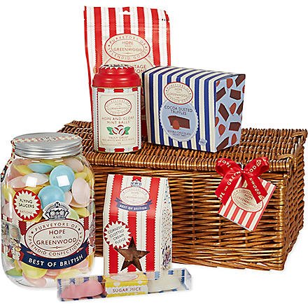 HOPE AND GREENWOOD Jolly hamper