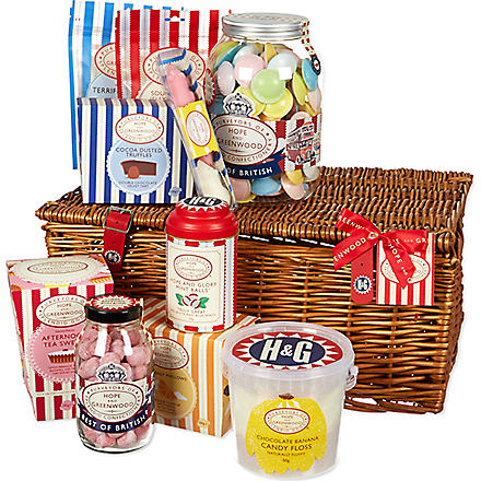 HOPE AND GREENWOOD Splendid hamper