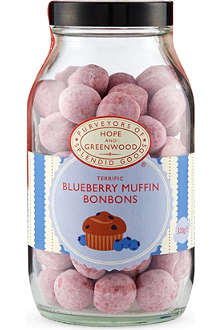 HOPE AND GREENWOOD Blueberry muffin bonbons 320g
