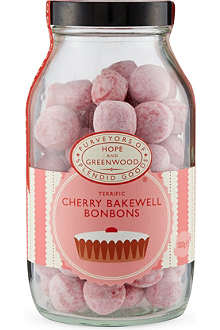 HOPE AND GREENWOOD Cherry bakewell bonbons 320g
