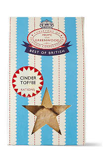 British Cinder Toffee 200G