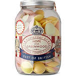 HOPE AND GREENWOOD Flying Saucers ration jar 200g