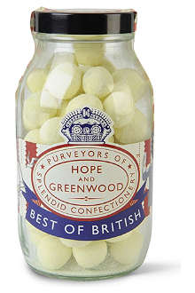 HOPE AND GREENWOOD Lemon Bonbons ration jar 400g