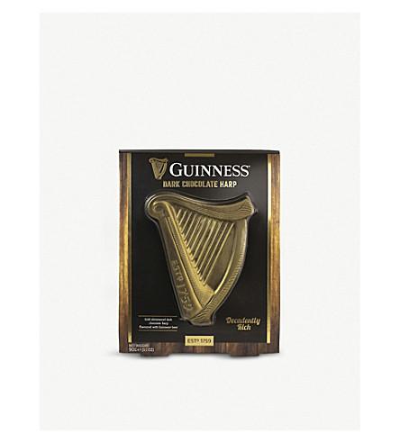 GUINNESS Dark chocolate harp 90g