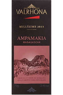 VALRHONA Ampamakia dark chocolate 70g
