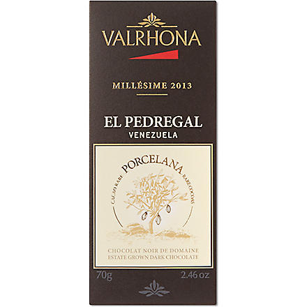 VALRHONA El pedregal chocolate 70g