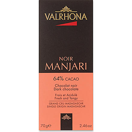 VALRHONA Manjari dark chocolate 70g
