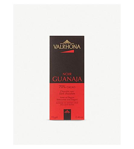VALRHONA Guanaja 烹饪巧克力250g