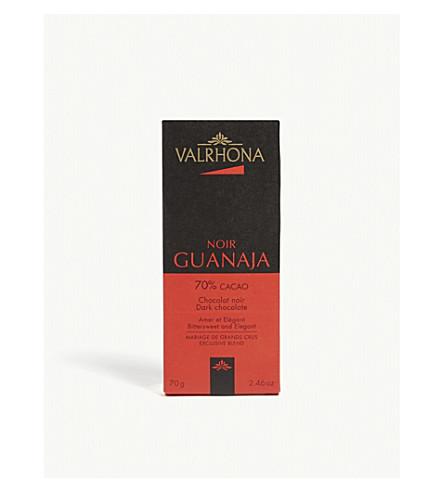 VALRHONA Guanaja chocolate 70g