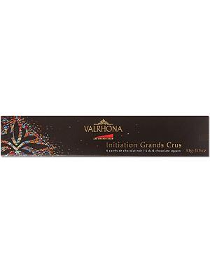 VALRHONA Tasting initiation chocolate set 30g