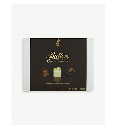 BUTLERS Truffle and praline collection 200g