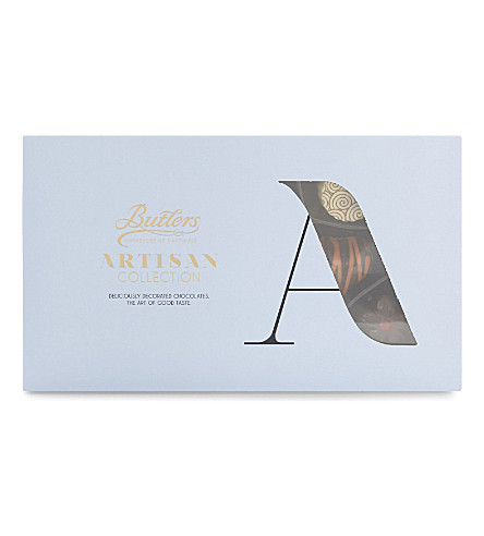 BUTLERS Artisan Collection chocolate selection 130g