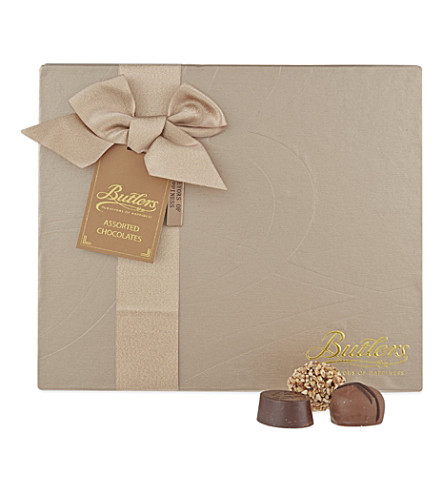 BUTLERS Chocolate selection box 285g
