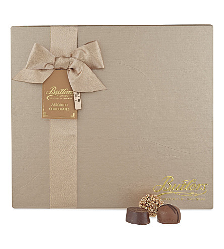 BUTLERS Chocolate selection box 420g