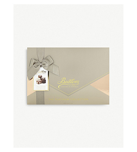 BUTLERS The Platinum chocolate collection 210g