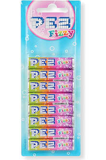 PEZ Pack of 8 fizzy refills
