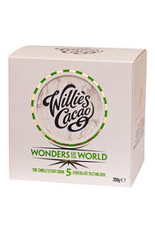WILLIES Dark Wonders of the World gift box 150g