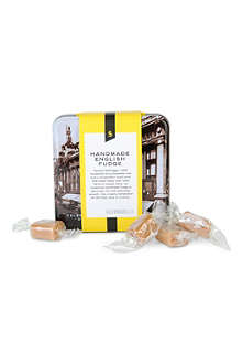 SELFRIDGES SELECTION Fudge tin 150g