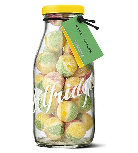 SELFRIDGES SELECTION Rosey apple sweets 147g