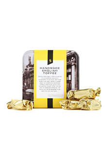 SELFRIDGES SELECTION Selfridges small toffee tin
