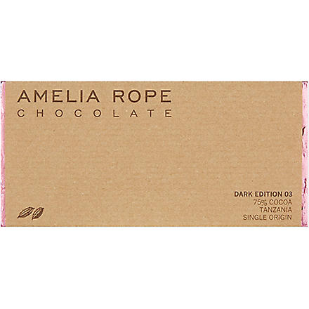 AMELIA ROPE Dark Edition 03 chocolate 100g