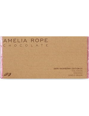 AMELIA ROPE Dark raspberry edition 01 chocolate 100g