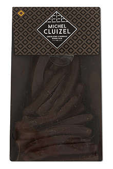 MICHEL CLUIZEL Dark chocolate candied orange peel 150g
