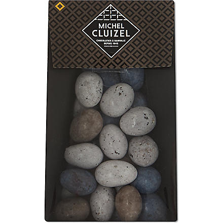 MICHEL CLUIZEL Chocolate coated almonds 150g