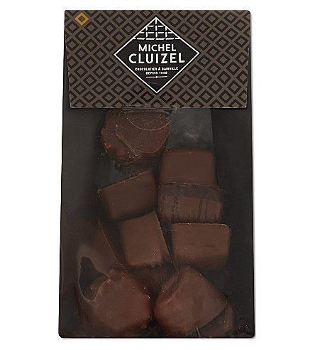 MICHEL CLUIZEL Assortment of milk pralines 150g