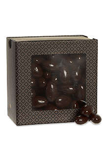 MICHEL CLUIZEL Dark chocolate coated almonds 250g