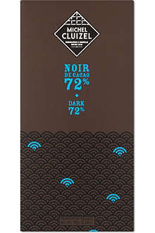 MICHEL CLUIZEL Noir de Cacao chocolate bar 70g