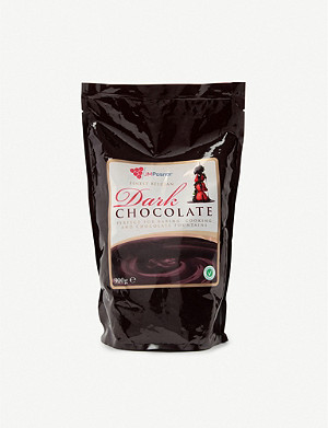 JM POSNER Finest Belgium dark chocolate 900g