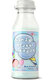 JM POSNER Blue raspberry candy floss sugar