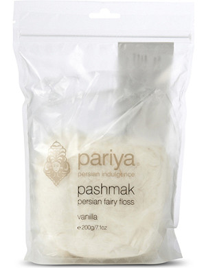 PARIYA Pashmak Persian fairy floss vanilla 200g