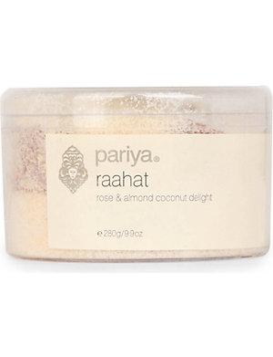 PARIYA Raahat rose & almond coconut delight 280g