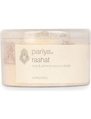 PARIYA Raahat rose & almond coconut delight 280g