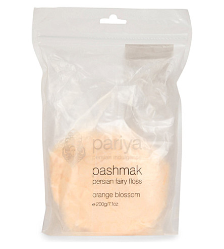 PARIYA Pashmak orange blossom 200g