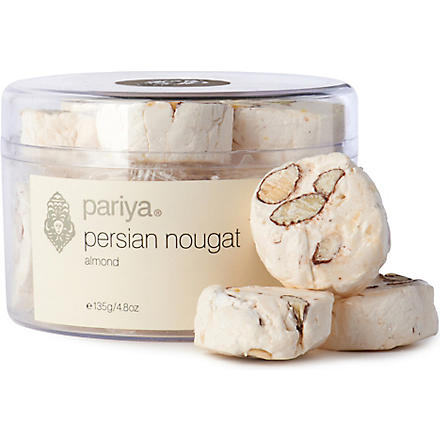 PARIYA Persian nougat almond 135g