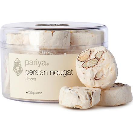 PARIYA Persian nougat almond 135g